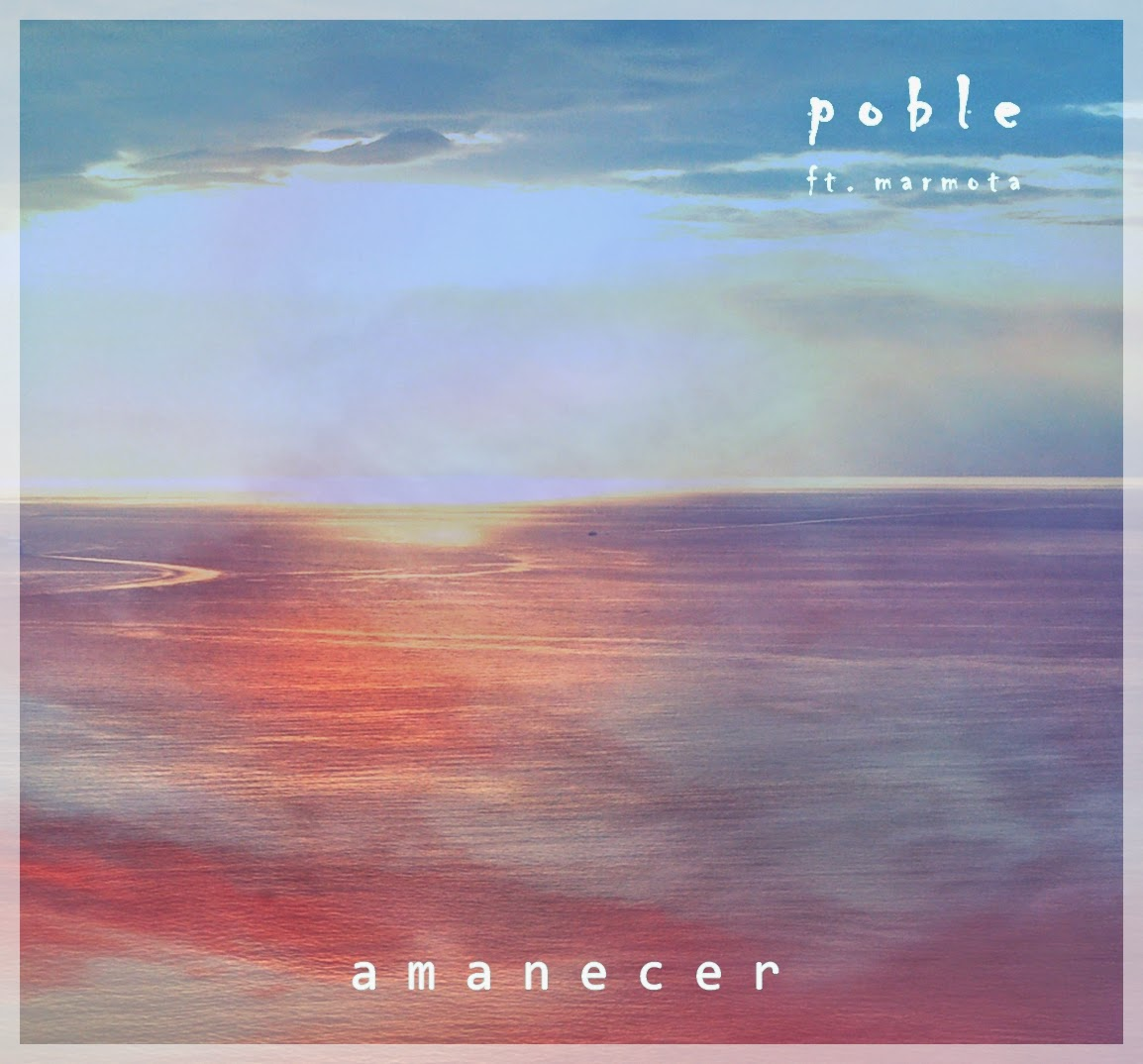 poble amanecer ep cover photo