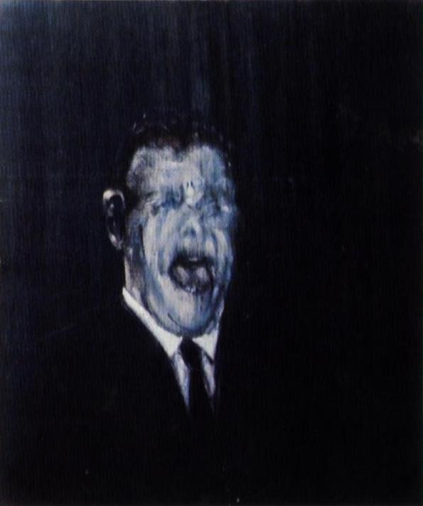 francis+bacon+-+three+studies+of+the+human+head+1953+(center+panel)+